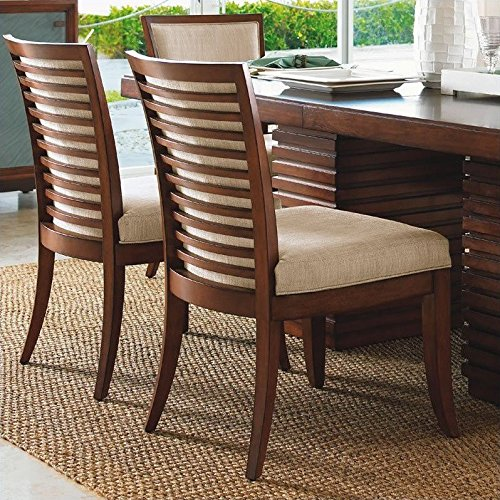Tommy Bahama Home Ocean Club Kowloon Dining Chair - Assembly Required (Tommy Chairs Dining Bahama)