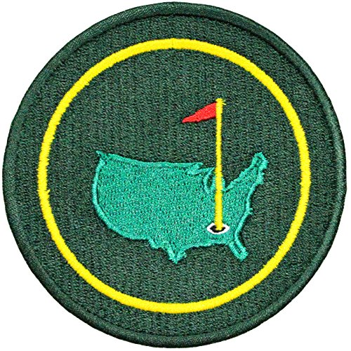Masters PGA Championship Iron Patch product image