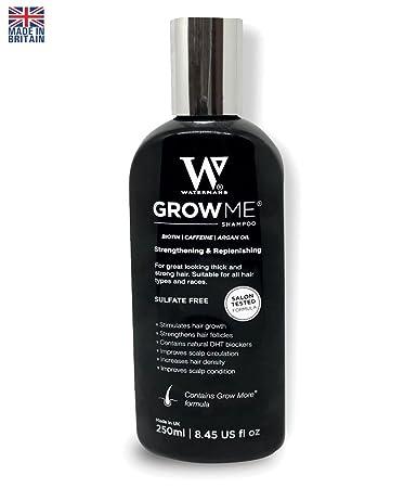 Best Hair Growth Shampoo Sulfate Free, Caffeine, Biotin, Argan Oil U0026 More,