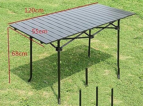 Xing Lin Mesa Al Aire Libre Mesa Plegable De Aluminio ...