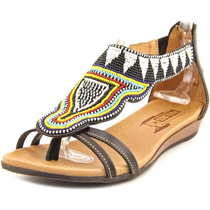 Pikolinos 816-ma9081 Black - Zuecos de Piel para mujer, color Negro, talla 35