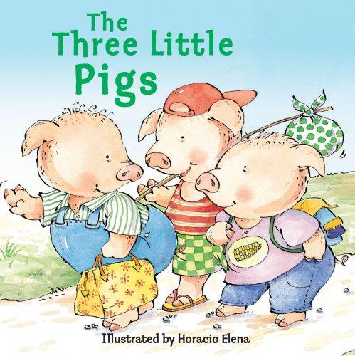 Read Online The Three Little Pigs PDF