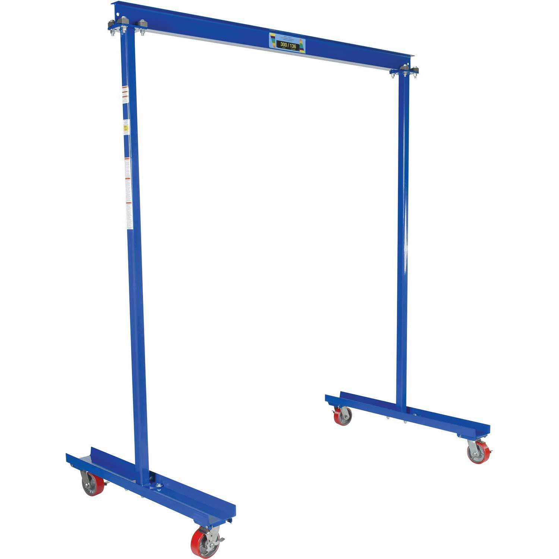Vestil Work Area Portable Gantry Crane FPG-3
