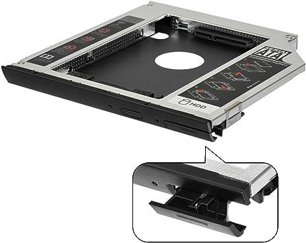 EHZ-Shop 2do disco duro SSD de 2,5 pulgadas bandeja de ...