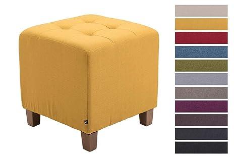 Clp poggiapiedi da divano pharao sgabello pouf capitonné imbottito