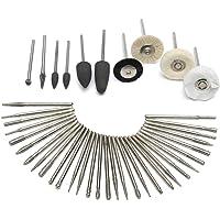 RYcoexs 41 piezas de dientes dentales de acero