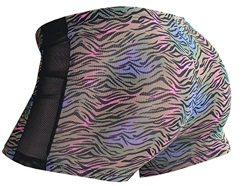Solar Tan Thru Badehose Panty 7961553-56 brown/purple