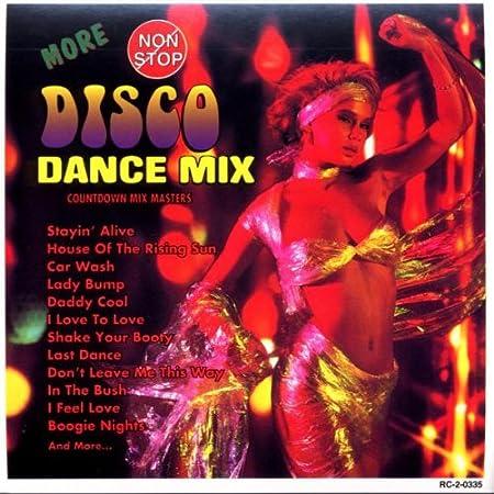 More Disco Dance Mix