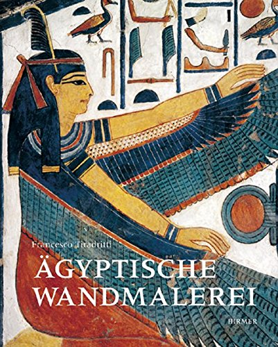 Ägypische Wandmalerei