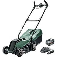 Bosch accumaaier CityMower 18 (18 volt, 1x accu 4,0 Ah, maaibreedte: 32 cm, gazons tot 300 m², in kartonnen doos)