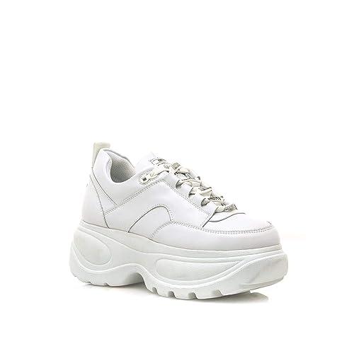 c9f9b968147 Sixty Seven - Zapatilla Deportiva Color  Blanco  Amazon.es  Zapatos y  complementos