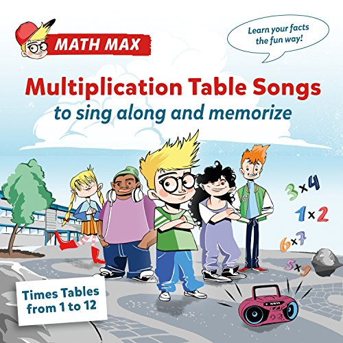 Multiplication table songs times tables from 1 to 12 to for 12 times table song