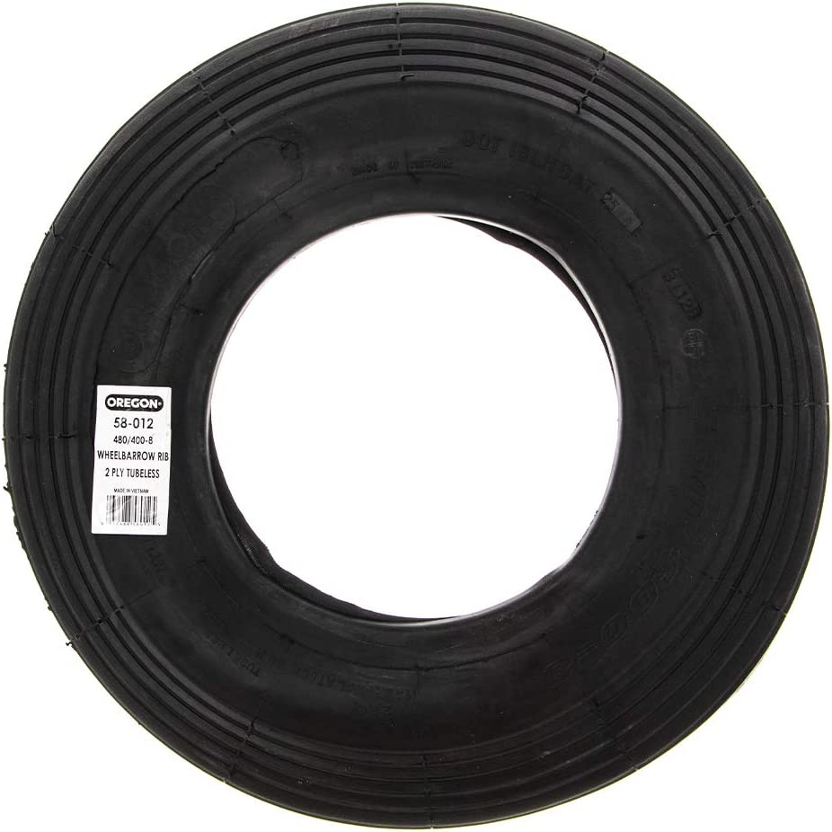 480-8 Carlisle Wheel Barrow Wheelbarrow Tire