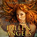 The Complete Book of Fallen Angels Audiobook by Valmore Daniels Narrated by Patrick Freeman, Suzanne Cerreta