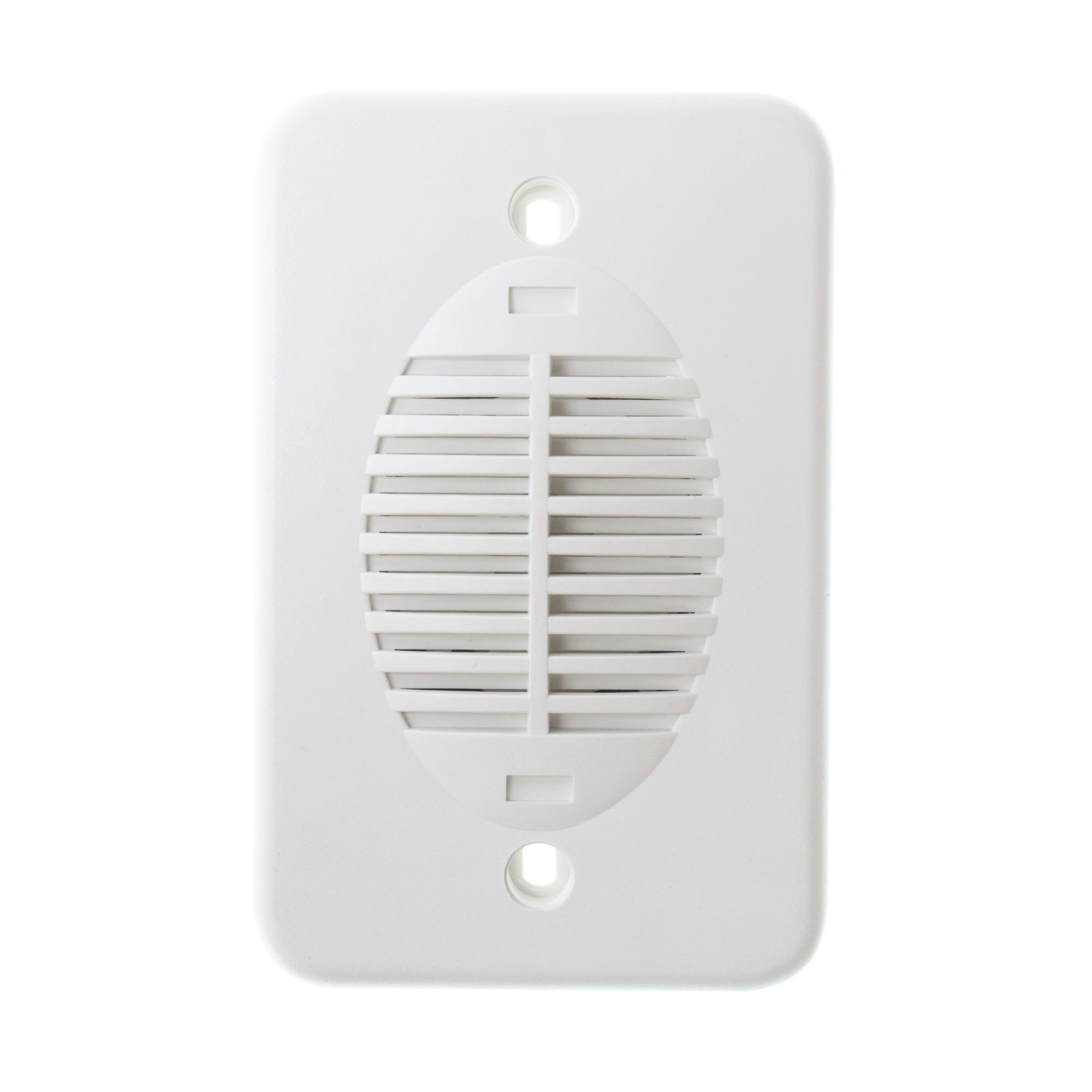 ATW Security SGST-W Single Gang Single Tone Piezo Siren, 105DB, 24VDC