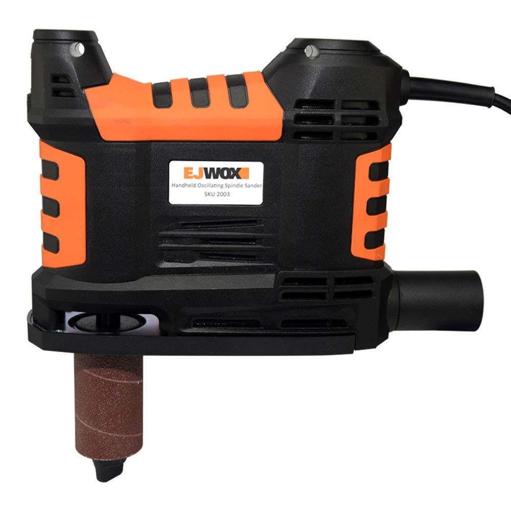 EJWOX Portable Handheld Oscillating Spindle Sander