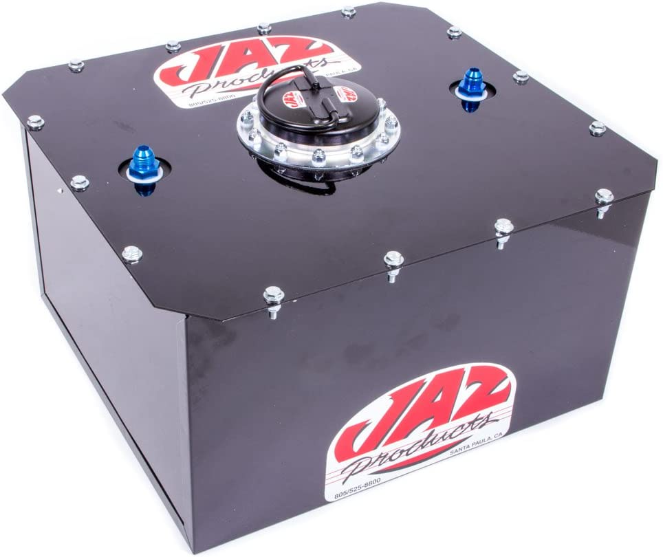 Black PRO Sport Cell W//D-Ring Jaz Products 270-012-01 12 GAL