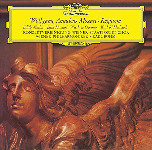 Album Art for Requiem In D Minor, K.626 by Mathis/Hamari/Ochman/Mozart