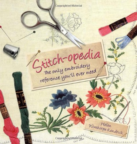 Griffin Embroidery - Stitch-opedia: The Only Embroidery Reference You'll Ever Need