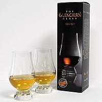 Glencairn - Juego de vasos de whisky (2