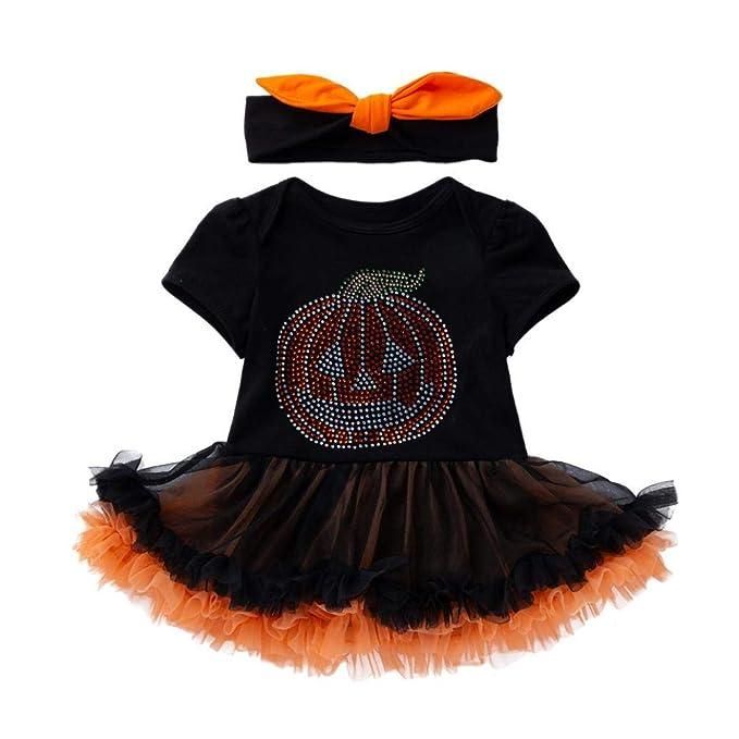 Amazon Com Baby Girls Halloween Clothes Leegor Infant