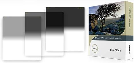 150x170mm Resin for SW150 Holder Soft Edge Lee Filters 0.9 Graduated Neutral Density Filter