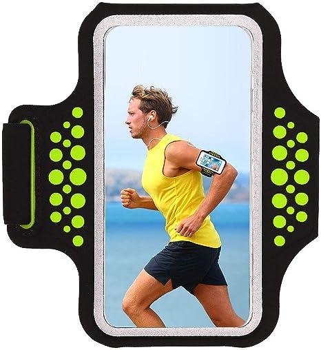 5 Couleurs Running Jogging Exercice Gym Bracelet Pochette Sport Bracelet Portefeuille