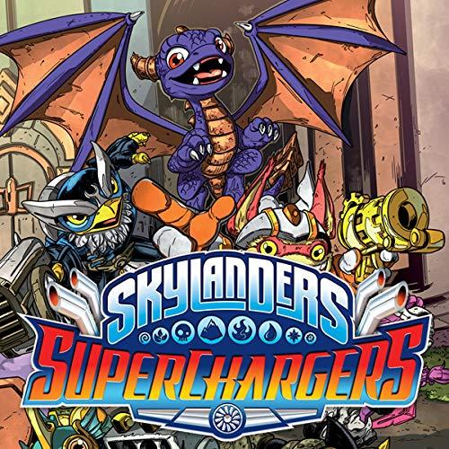 (Skylanders: Superchargers)