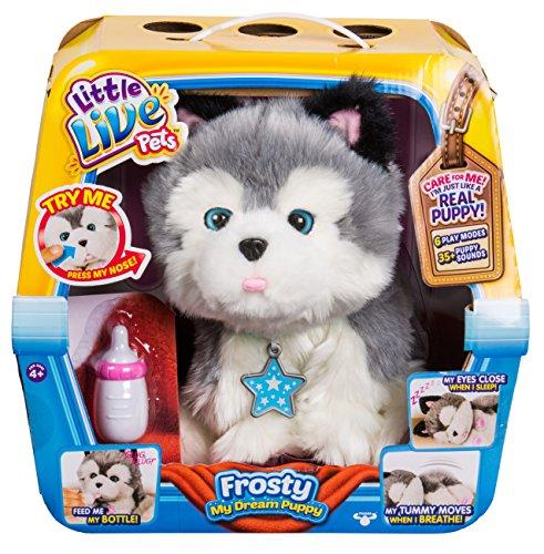 Little Live Pets Frosty My Dream Puppy JungleDealsBlog.com