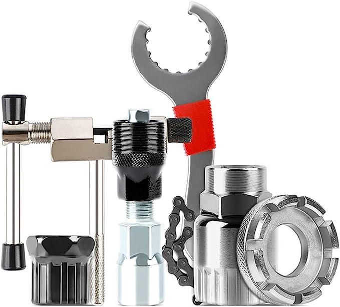 Details about  /MTB Bike Cycling Bicycles Repair Tools Crankset Puller Tools Arm Crank X4E6
