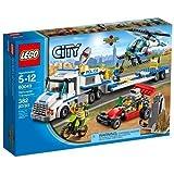 Lego, City, Helicopter Transporter (60049)