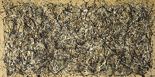 The Museum Outlet - Jackson Pollock - One Number 31,, used for sale  Delivered anywhere in Canada