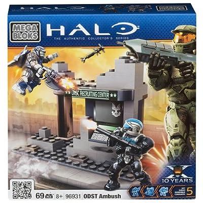 Megabloks Halo ODST Ambush: Toys & Games