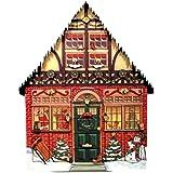 Byers' Choice Christmas House Advent Calendar