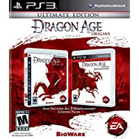 Dragon Age Origins: Ultimate Edition - PS3