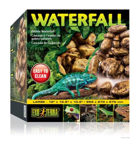 Terrarium Reptile Waterfall (Exo Terra PT2914 Waterfall, Large)