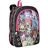 Accessory Innovations Monster High Ghoul Scouts Backpack