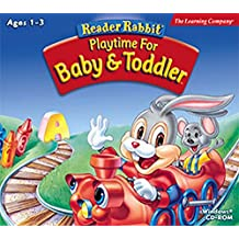 READER RABBIT PLAYTIME FOR BABY & TODDLR