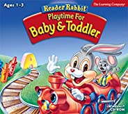 READER RABBIT PLAYTIME FOR BABY & TO
