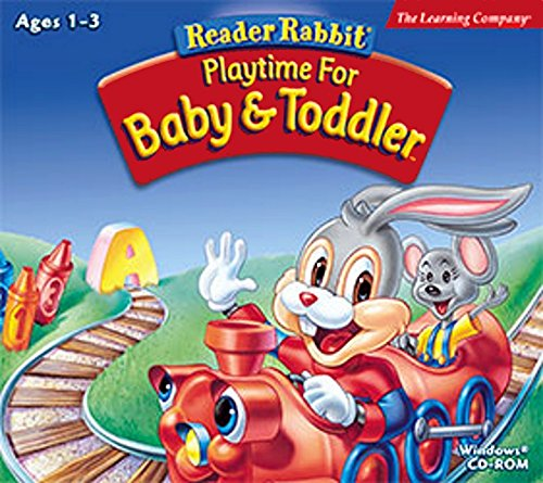 Reader Rabbit Playtime For Baby & Toddler by The Learning Company