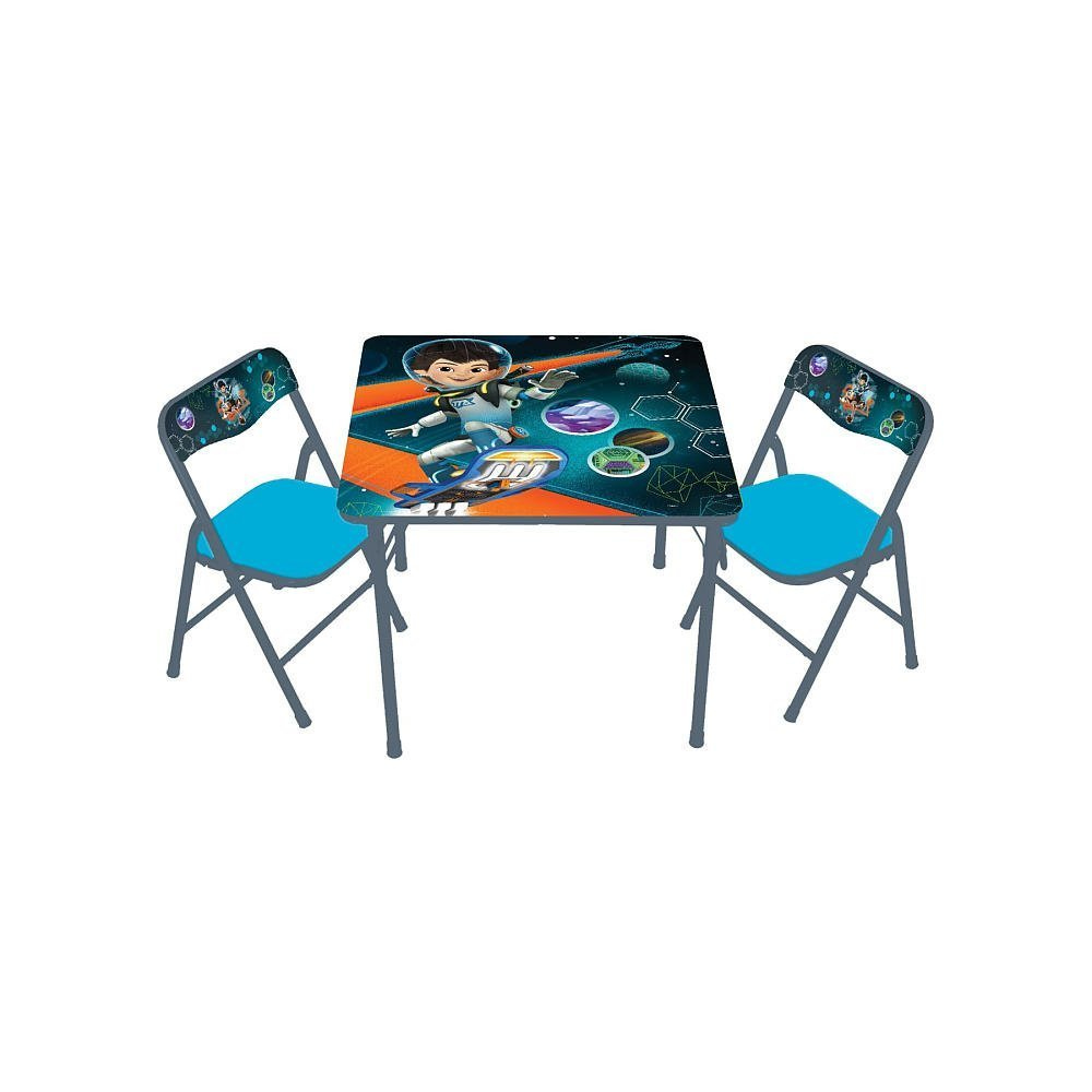Kids Only Miles from Tomorrowland Activity Table and Chairs Set