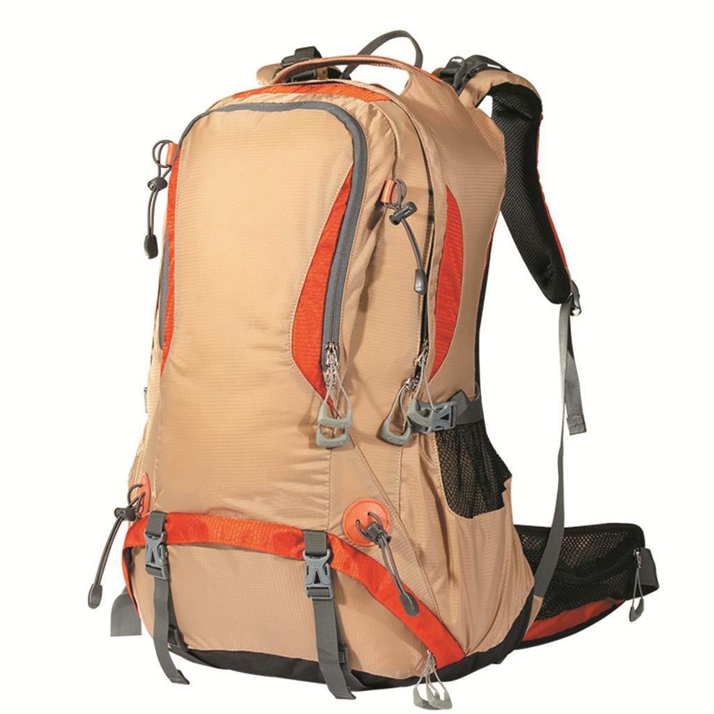 GYZ Bergsteigenbeutel für Männer und Frauen im Freien kampierende wandernde Beutel-kampierende Tasche 50L
