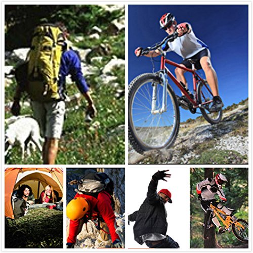 Women's Fitness Half Finger Climbing Gloves Outdoor Sport Gloves Hiking Gloves