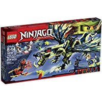 LEGO Attack of the Morro Dragon Building Kit