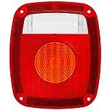 Omix-Ada 12404.01 Tail Lamp Lens