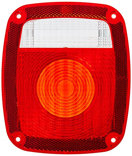 Omix-Ada 12404.01 Tail Lamp - Light And Lenses