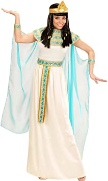 NET TOYS Disfraz Carnaval Egipcia - XL (ES 48/50) | Traje Egipcio ...