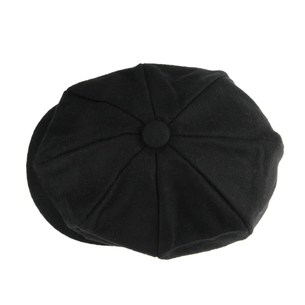 5b86953a0b924 Women Unisex Winter Warm Baker Boy Newsboy Flat Cap Cheviot Tweed Beret Ivy  Cabbie Cap Hat