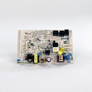 GE WR55X24347 Refrigerator Electronic Control Board Genuine Original Equipment Manufacturer (OEM) Part