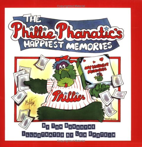Download The Phillie Phanatic's Happiest Memories pdf epub